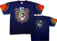 Grateful Dead Shirt Steal Your Lightning Adult Tee T-Shirt