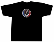 Grateful Dead T-shirt Speedometer Black Tee Shirt