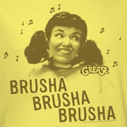 Grease Brusha Brusha Shirts