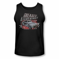 Grease Tank Top Greased Lightening Black Tanktop