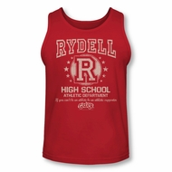 Grease Tank Top Rydell High Red Tanktop