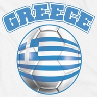 Greece Soccer Futbol Shirts