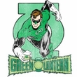 Green Lantern T-shirt In Brightest Day White/Black Ringer Tee