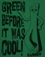 Gumby Cool Shirts