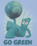Gumby Go Green Shirts