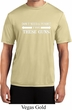 Guns Permit Mens Moisture Wicking Shirt