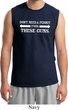 Guns Permit Mens Muscle Shirt