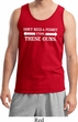 Guns Permit Mens Tank Top