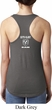 Guts and Glory Ram Logo Neck Print Ladies Ideal Tank Top