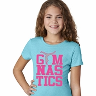 Gymnastics Kids Shirts