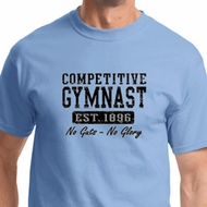 Gymnastics Mens Shirts