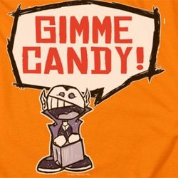 Halloween Gimme Candy Shirts