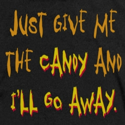 Halloween Give Me Candy Shirts