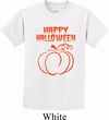 Happy Halloween with Pumpkin Sketch Youth T-shirt