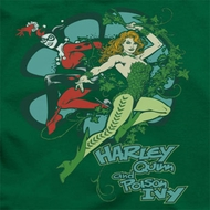 Harley Quinn Harley And Ivy Shirts