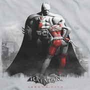 Harley Quinn Vs Batman Shirts