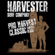Harvester Surfing Shirt - Adult Surf Tee