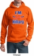 Hillary Clinton Shirt I'm For Hillary Hoodie