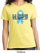 Hope Prostate Cancer Ladies Shirt