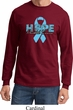 Hope Prostate Cancer Long Sleeve Shirt