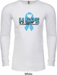 Hope Prostate Cancer Long Sleeve Thermal Shirt