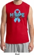 Hope Prostate Cancer Mens Muscle Shirt