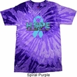 Hope Prostate Cancer Tie Dye Shirt