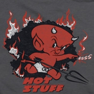 Hot Stuff Singe Shirts