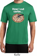 How I Cut Carbs Mens Moisture Wicking Shirt
