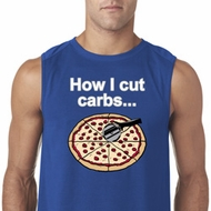 How I Cut Carbs Mens Sleeveless Shirt