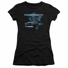 Hummer Juniors Shirt Stormy Ride Black T-Shirt
