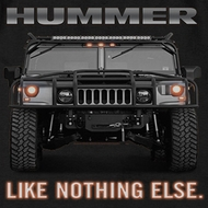 Hummer Like Nothing Else Shirts