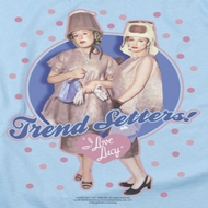 I Love Lucy Trend Setters Shirts