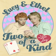 I Love Lucy Two Of A Kind Shirts
