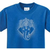 Iconic Ganesha Kids Shirts