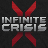 Infinite Crisis Logo Shirts