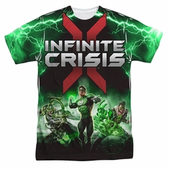 Infinite Crisis Shirt Green Lantern Sublimation Shirt