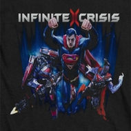 Infinite Crisis Superman Shirts