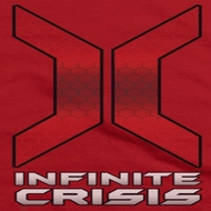 Infinite Crisis Title Shirts