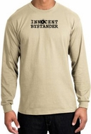 INNOCENT BYSTANDER Long Sleeve T-Shirts