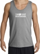 INNOCENT BYSTANDER WHITE Funny Adult Tanktop - Sports Grey