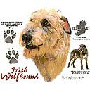 Irish Wolfhound T-shirts