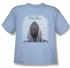 Issac Hayes Kids Shirt Concord Music Black Moses Blue Youth