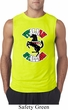 Italian Stallion Mens Sleeveless Shirt