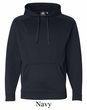 J America Hoodie Hooded Sweatshirt Polyester Fleece Hoody