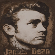 James Dean Distressed Shirts