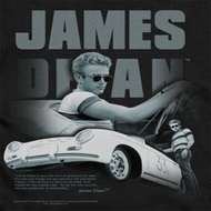 James Dean Immortality Quote Shirts