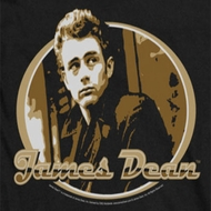 James Dean Looking Back Shirts