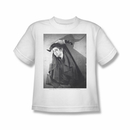 James Dean Shirt Kids Matador White T-Shirt