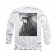 James Dean Shirt Matador Long Sleeve White Tee T-Shirt